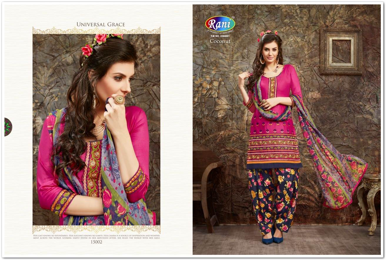 rani-coconut-patiala-design-no-15002